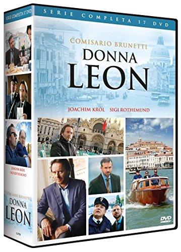 Pack Donna Leon Brunetti: La serie completa