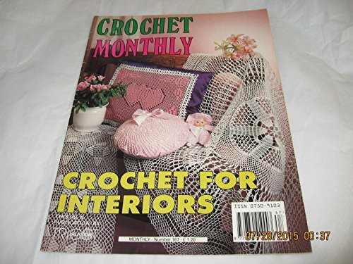 Crochet Monthly Number 167 1993 -