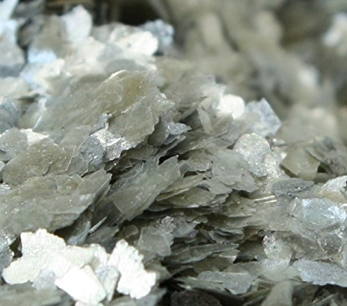 Meyer Imports Natural Mica Flakes - Silver Med - 4 oz - #311-4321 by Meyer Imports (Image #2)