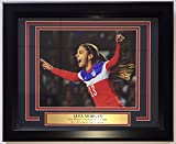 Alex Morgan Team USA Framed 2015 Women's World Cup Champion 8x10 Photo
