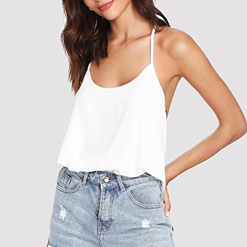 Hollow Tops Vest O Womens Bow Shirts Womens Tops Vest Pure top Tops Womens LuckUK Women Clothes Women Out Color Shirt T Neck Fashion Tops White Crop Blous Ladies for Summer gq1aPSx