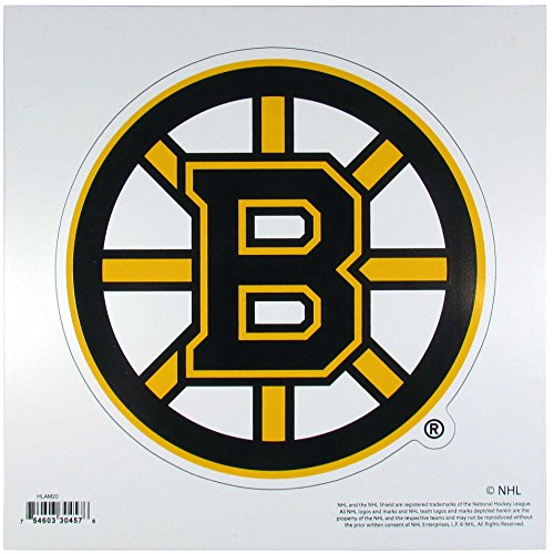 NHL Boston Bruins Magnet 8 inch Automotive Magnet Bruins Magnet