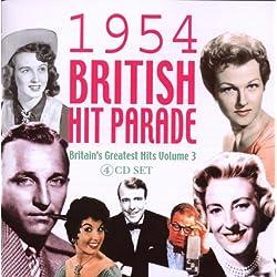 The 1954 British Hit Parade
