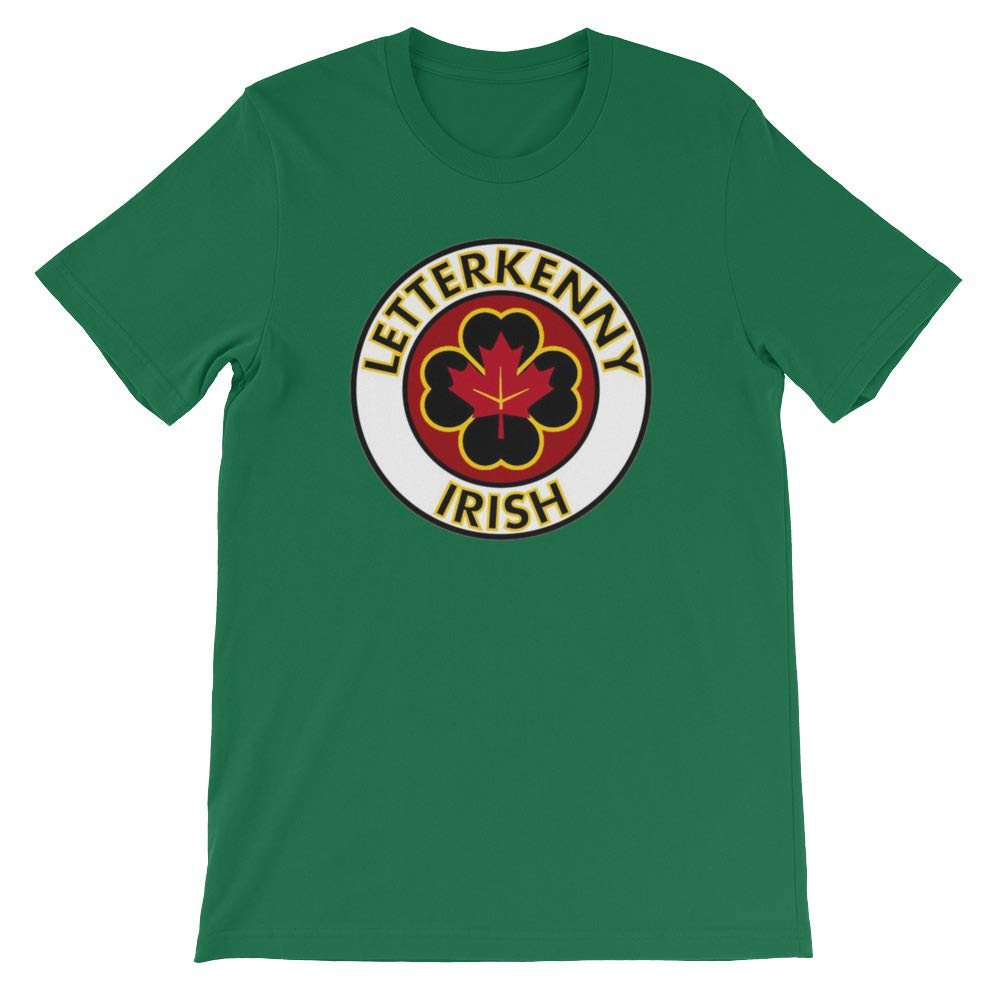 Letterkenny Irish shoresy Unisex T-Shirt Santafe Fuco Letterkenny Irish