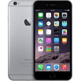 Apple iPhone 6 Plus, Space Gray, 16 GB (Unlocked)