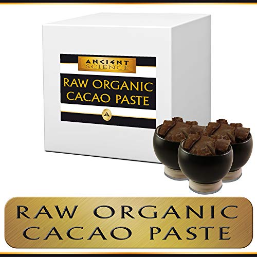 Raw Organic Cacao Paste/Liquor BULK 5 LB Supplier, Cocoa Paste WHOLESALE ()