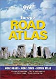 AAA Europe Road Atlas