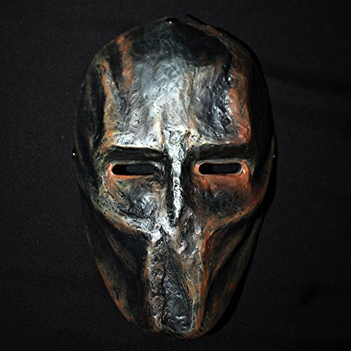 1:1 Custom Halloween Costume Cosplay Movie Prop Death Race Mask MA172 (Halloween Movie Props)