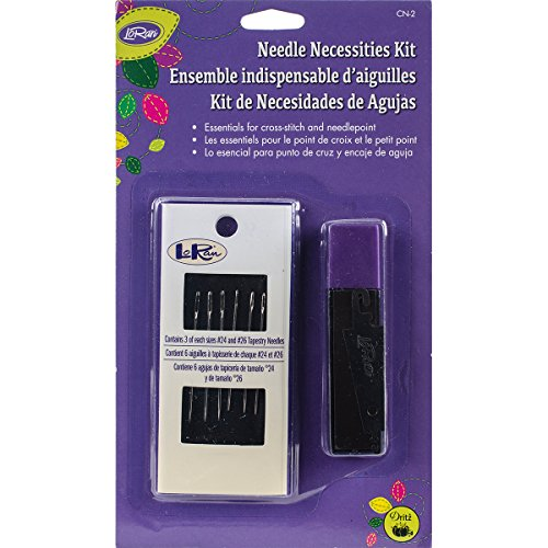 LoRan Needle Necessities Kit (Loran Needle Threader)