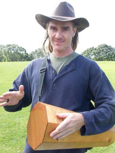 Cajonbek, Reid DeFever signature series hand drum Ddc Series