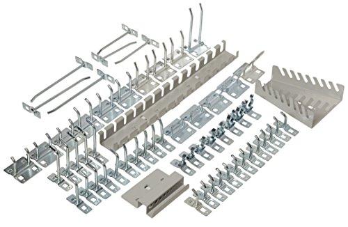 Kennedy Manufacturing 99853 Toolholder Hook Set, Silver, 60 Piece by Kennedy Manufacturing
