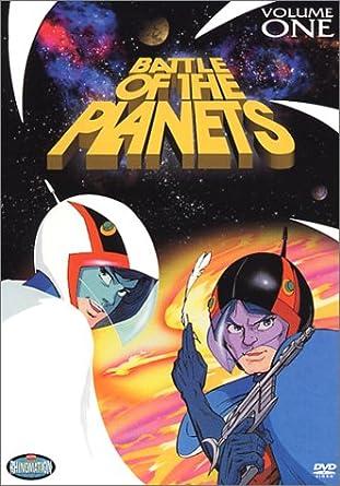Amazon.com: Battle of the Planets, Vol. 1: Alan Young, Keye ...