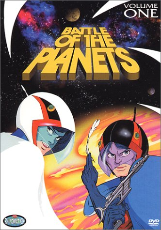 Battle of the Planets, Vol. 1 ()