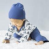 Babysoy Modern Alphabet Bodysuit