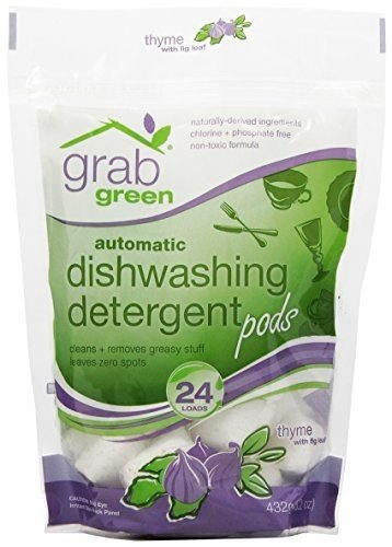 Price comparison product image Thyme Dishwasher Pods 24 LD