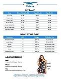 MiYang Women's Plus Size Floral Swimdress Tummy Control One Piece Swimsuit