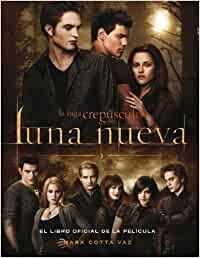 LUNA NUEVA: LIBRO OFICIAL DE LA PELICULA Alfaguara Juvenil: Amazon ...