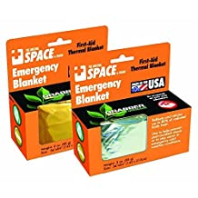 Emergency SPACE Blanket - Gold- 24 ct. by Emergency