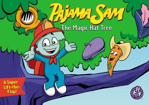Pajama Sam: The Magic Hat Tree (A Super Lift-The-Flap)