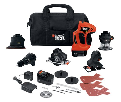 black and decker tools. black \u0026 decker mt1405b-2 14.4-volt nicad cordless multi tool - and mini circular saw amazon.com tools