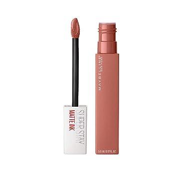 Amazoncom Maybelline Superstay Matte Ink Un Nude Liquid Lipstick