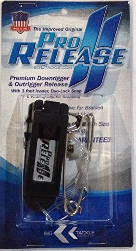 Big C Tackle Pro Release II Downrigger Release Clip ()