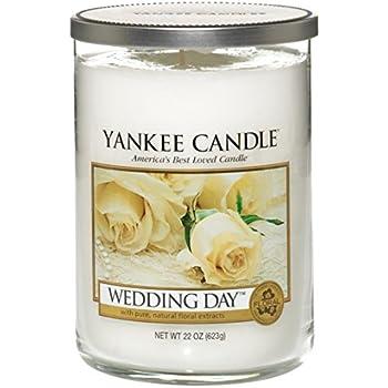 yankee candle company wedding day