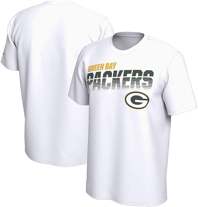 WisdomTooth Green Bay Packers - Camiseta de fútbol para ...