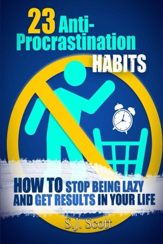 23 Anti Procrastination Habits Being Results product image