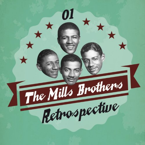 the mills brothers paper doll - 5