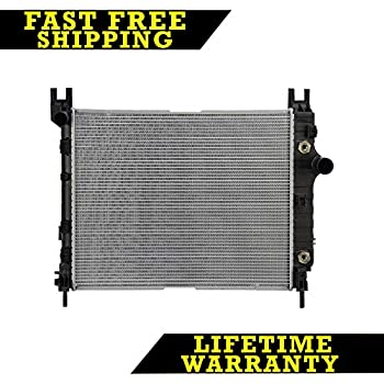 Radiator For 00-04 Dodge Dakota Durango 2.5L 3.9L 4.7L 5.2L 5.9L Great Quality
