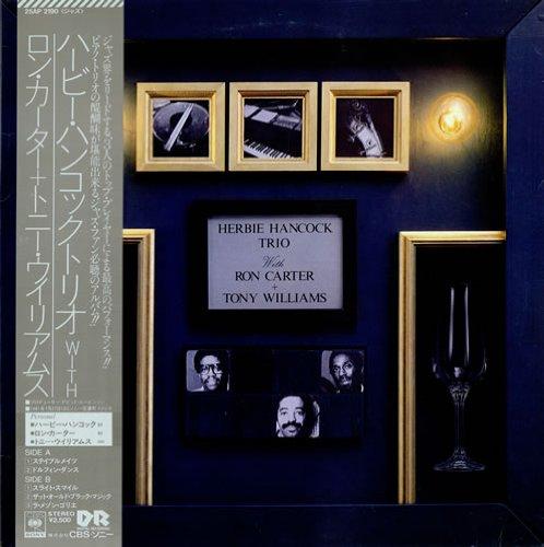 Herbie Hancock Trio With Ron Carter + Tony Williams