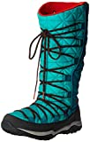 Columbia Women's Loveland Omni-Heat Snow Boot, Reef/Spicy, 10 B US