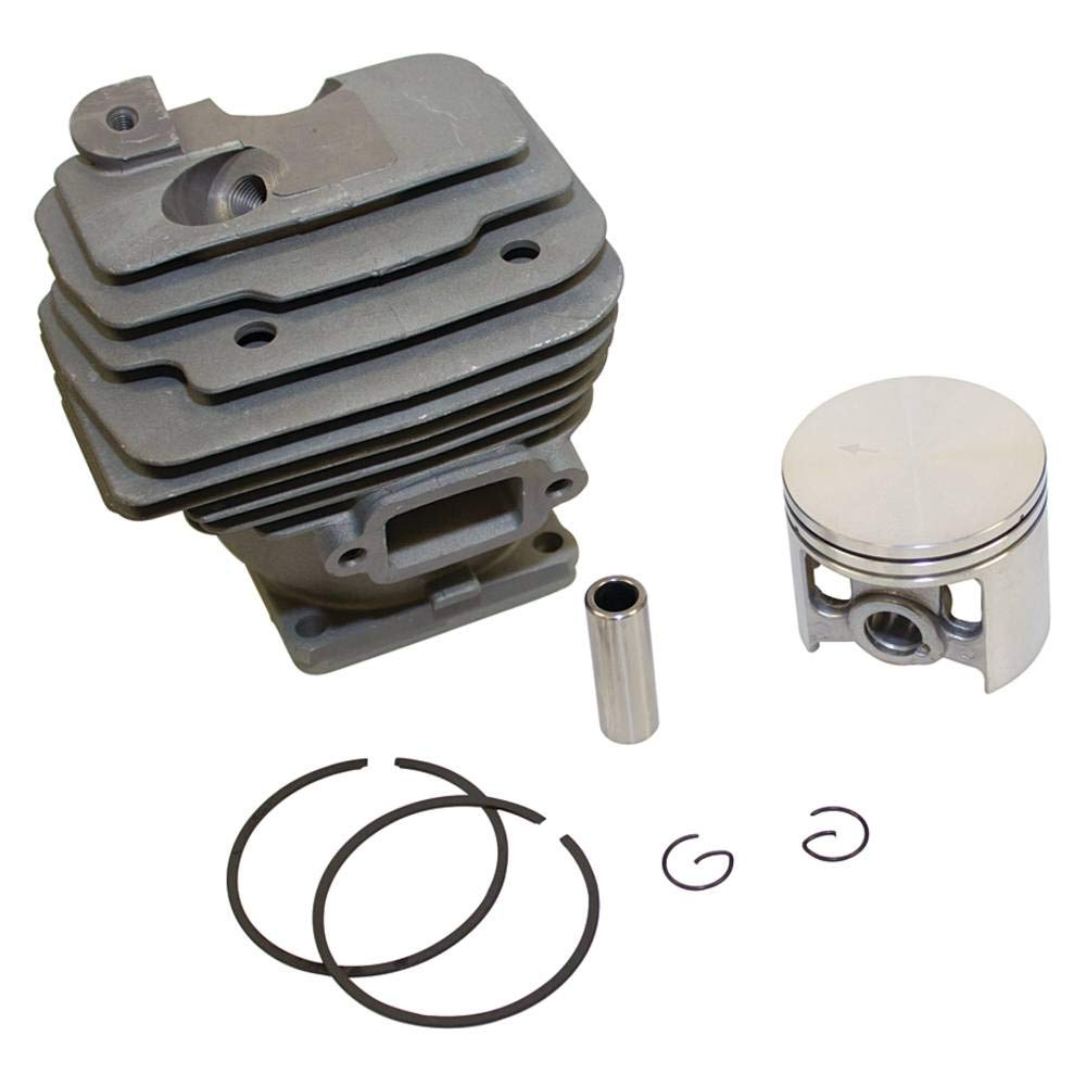 Stens 632-570 Cylinder Assembly, Bore: 52 mm, Not Compatible with Greater Than 10% Ethanol Fuel, Replaces Stihl: 1128 020 1250