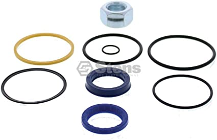 Stens 2201-0027 Atlantic Quality Parts Hydraulic Cylinder Seal Kit 6587790