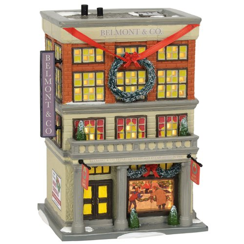(Department 56 the Downtown Department Store; Lighted Building; From the Movie, National Lampoos Xmas Vacation; 9 Inch Height)