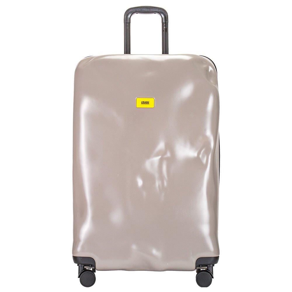 クラッシュバゲージ Crash Baggage スーツケース 100L パイオニア Lサイズ 大型 大容量 CB103 Pioneer キャリー[ バッグ ] キャリーケース クラッシュバゲッジ B06XG9N48D グレー(09) グレー(09)