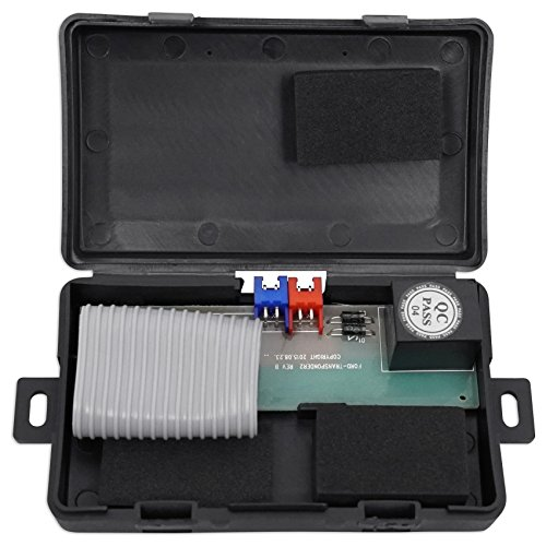 Ultrastart TR-1 Universal Remote Starter Key Transponder Bypass Module Kit (Remote Relay Box)