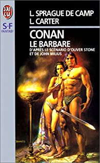 Conan le barbare par Robert E. Howard