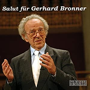 Salut für Gerhard Bronner Hörspiel