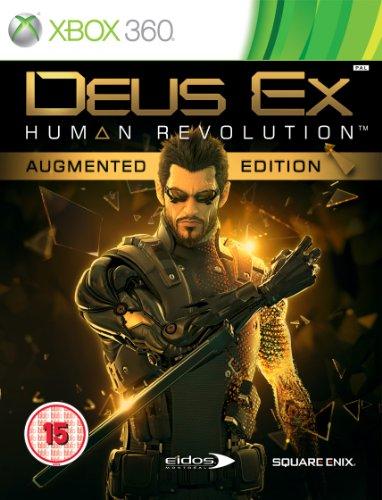 Deus Ex: Human Revolution - Augmented Edition (Xbox 360) by Square Enix