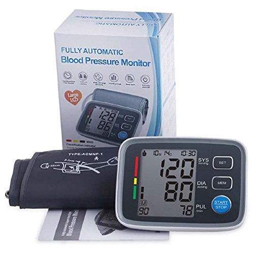 blood pressure monitor arm electric