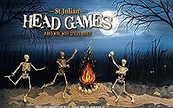 St. Julian Head Games Red