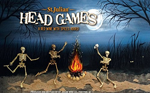 St. Julian Head Games Red