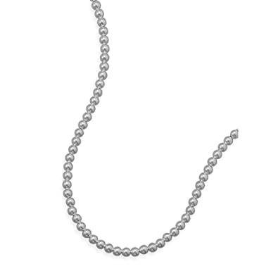 sterling products in necklace curb available lengths chain cuban silver gauge