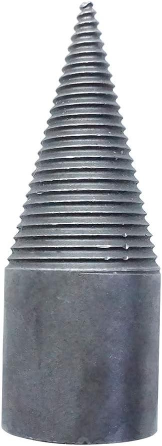 Rhinestone Drill Bit Jun Da Hard Small Type Splitting Bit Fast Wood Splitting Rural Safe Durable Wood Breaker Tool Accessories Efficient Non-Rusting Splitting Wood Cone Size A4
