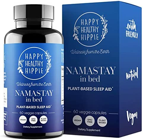Namastay Natural Sleep Supplement Non Addictive product image