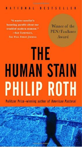 By Philip Roth The Human Stain: American Trilogy (3rd Third Edition) [Paperback]