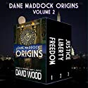 The Dane Maddock Origins: Omnibus 2 Audiobook by David Wood Narrated by Jeffrey Kafer