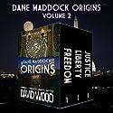 The Dane Maddock Origins: Omnibus 2 Audiobook by David Wood Narrated by Jeffrey Kafer